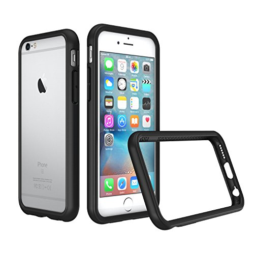 RhinoShield Funda Bumper CrashGuard Compatible con iPhone 6 Plus / 6s Plus -...
