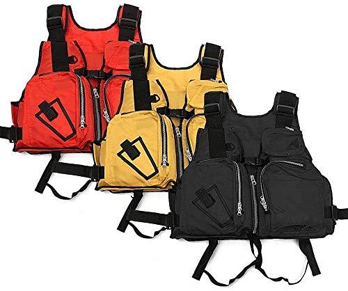 Hardlopen vest voor outdoor cycling 's nachts Vest Reflecterende Veiligheid Nylon Adult Aid Zeilen Zwemmen Vissen Boating Kayak reddingsvest Vest Safety Clothing Hoge zichtbaarheid running reflecteren
