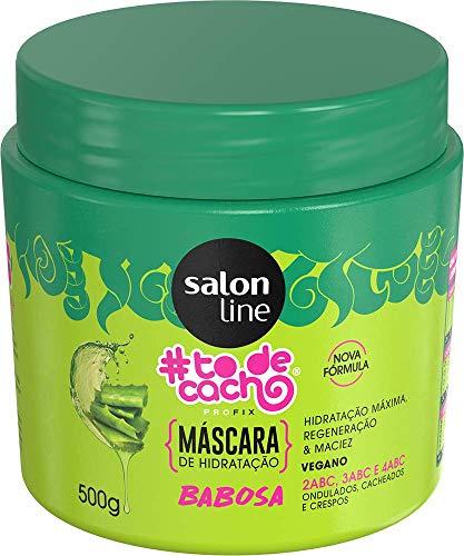Creme Tratamento 500G to de Cacho Babosa Unit, Salon Line
