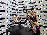 Oviboard.es Derrapador eléctrico Multicolor/Blanco/Rosa - 15km de autonomía (Multicolor)