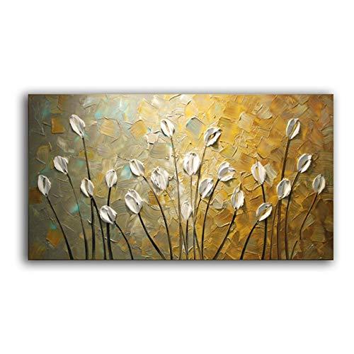 100% hecho a mano pintura al óleo lienzo pintura arte pintura de la pared sala de arte pintura decorativa 50cmx80cm