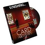 Truco de magia - Artistry Tarjeta 2 (DVD + truco)