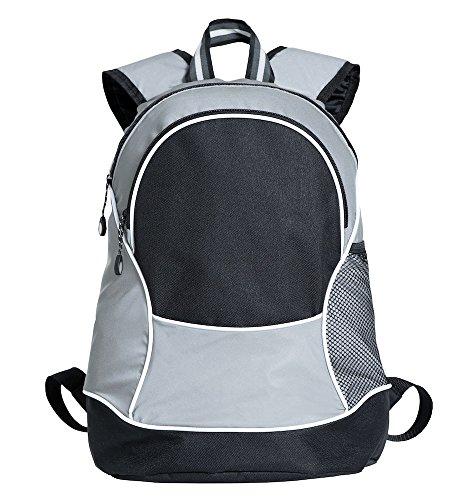 Zainetto sportivo in tessuto riflettente per alta visibilità notturna - Basic backpack reflective