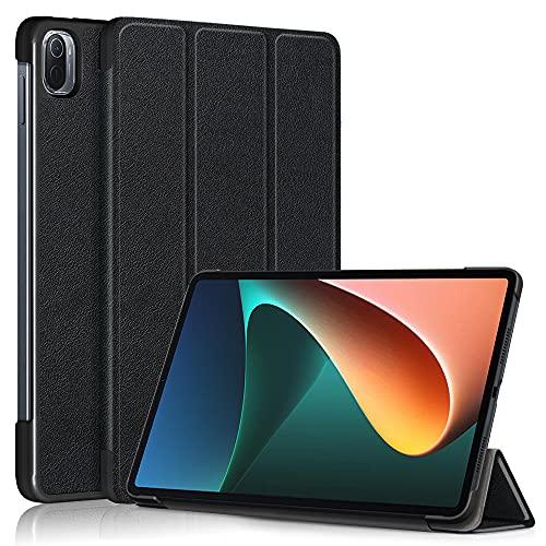 GEEMEE para Xiaomi Mi Pad 5/Mi Pad 5 Pro Funda, Espalda Ultra Slim Cáscara Silicona Flexible Claro Ligero TPU Suave Case, Arañazos Cubierta Protectora Cover (Transparente)