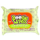 Boogie Wipes, Wet Wipes for Baby and Kids, Nose, Face, Hand and Body, Soft and Sensitive Tissue Made with Natural Saline, Aloe,...