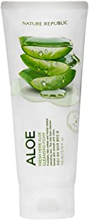 Nature Republic Fresh Herb Aloe Cleansing Foam 170ml/5.74oz