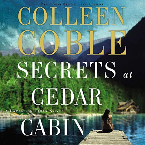 Secrets at Cedar Cabin audiobook cover art