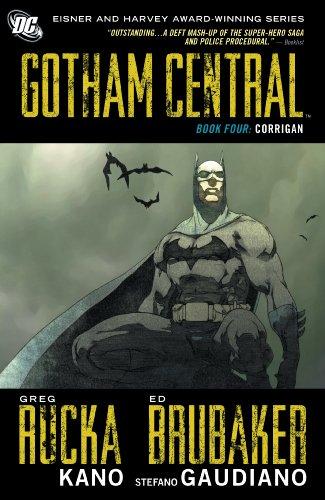 Gotham Central: Book 4: Corrigan (English Edition)