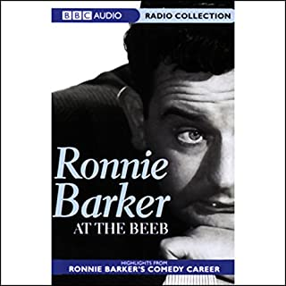 Ronnie Barker at the Beeb cover art