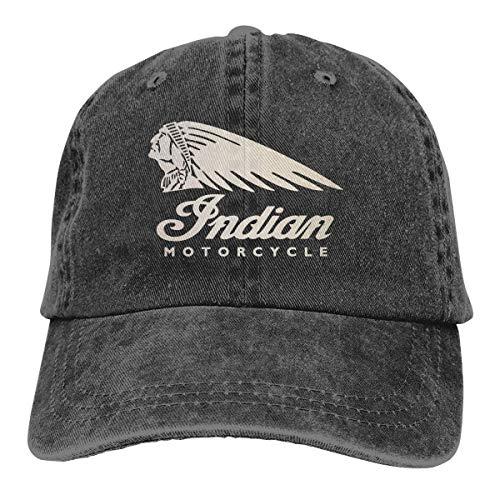 Indian Motorcycle Baseball Cap Vintage Dad Hat Adjustable Polo Trucker Unisex Style Headwear