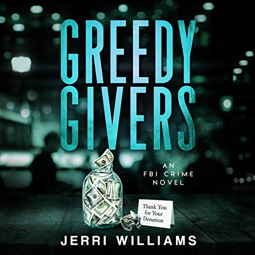 Greedy Givers audiobook cover art