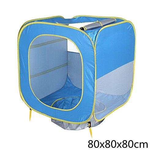 YYH Kinder Spielen Zelt Polyester Spiel Strand im freien Sonnencreme Pool Spielhaus Baby Spielzeug Baby Zelt