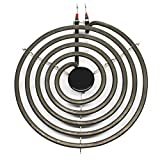 UpStart Components Replacement for Frigidaire 73-3951-00-03 8 inch 5 Turns Surface Burner Element - Compatible with Frigidaire 316442301 Heating Element for Range Stove & Cooktop