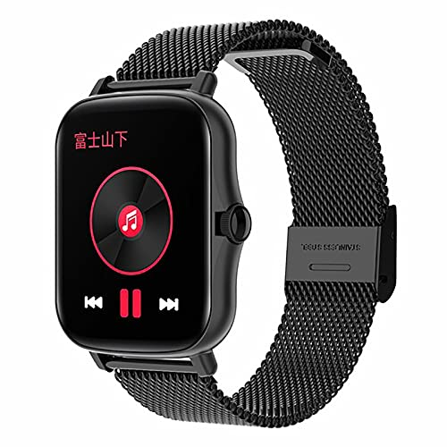 ZGZYL Full Touch Y20 Sports Smart Watch Men and Women Dial Custom Rate Toate Monitor Fitness Tracker Podómetro Deportes Impermeables Smart Watch GTS 2 P8 Plus,E