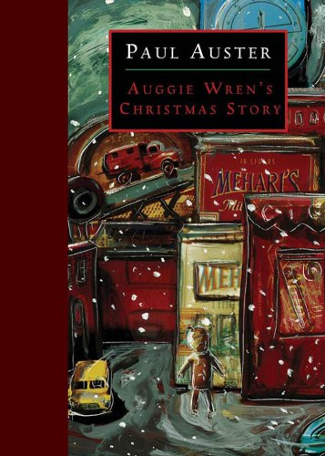 Auggie Wren's Christmas Story (English Edition)