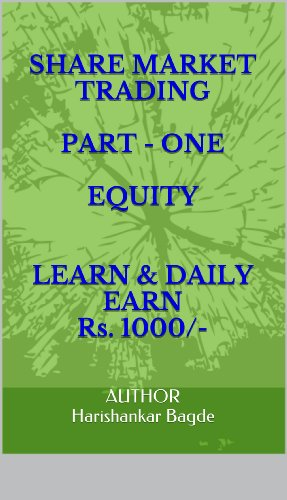 share market trading (equity trading Book 1) (English Edition)