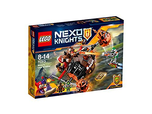 LEGO - Triturador de Lava de Moltor (70313)