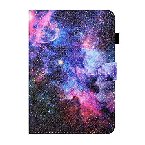 Universal 8.0 Inch Tablet Funda, Billetera con Soporte para iPad Mini de 7.5-8.5 Pulgadas, Galaxy Tab A 8.0 S2 8.0, Tab E 8.0, Fire HD 8 2016/2017/2018, Lenovo Tab 4 iOS Android Tablet