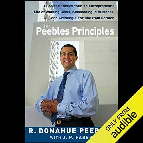 The Peebles Principles audiobook cover art