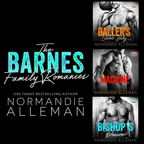Couverture de The Barnes Family Romances