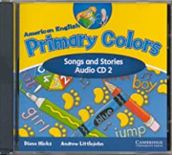 American English Primary Colors 2 Songs and Stories CD (Primary Colours)