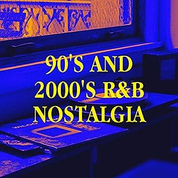 90's and 2000's R&B Nostalgia