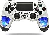 Illuminating Skulls PlayStation 4 V2 (new version) Rapid Fire Modded Controller for...