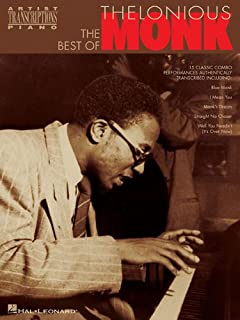 The Best of Thelonious Monk: Piano Transcriptions (Artist Transcriptions)