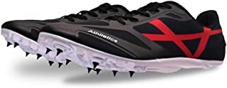Track & Field Shoes, 6 Spikes Youth Professional Track And Field Sprint Spikes Shoes Plastic Track Lichtgewicht atletiek T...