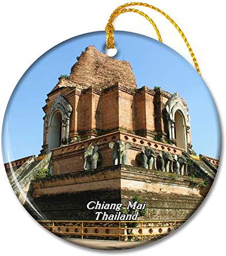 Thailand Wat Chedi Luang Varavihara...