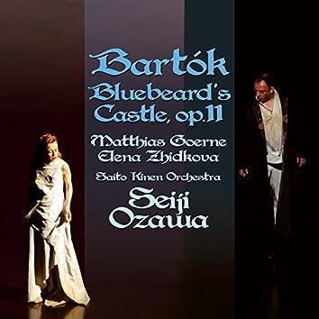 Bartok: Bluebeard's Castle (Live At Matsumoto Performing Arts Centre / 2011)