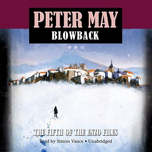 Blowback audiobook cover art