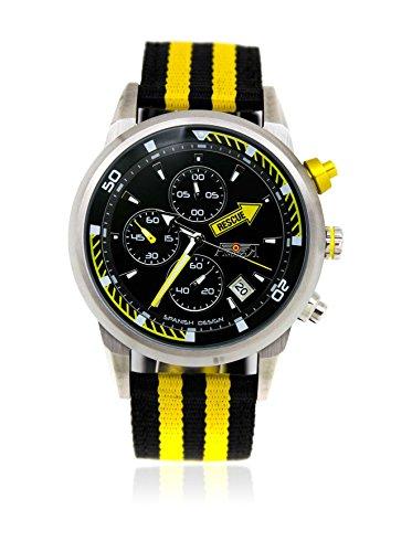 AVIADOR Reloj con Movimiento japonés AV-1071 44 millimeters
