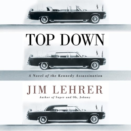 Top Down audiobook cover art