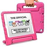 Cooper Dynamo [Custodia Rigida Cover] per iPad 6a, 5a Generazione/iPad PRO 9,7 / iPad Air 2, 1   Case Tablet per Bambini Copertura Protettiva (Rosa)