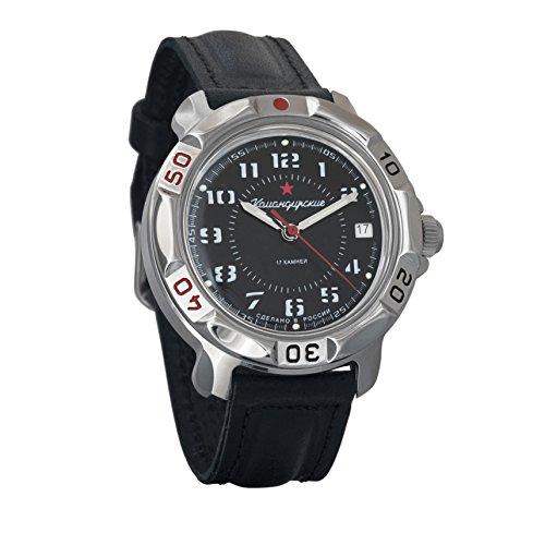 Vostok Komandirskie 2414811186russo militare orologio meccanico