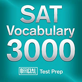 Official SAT Vocabulary 3000 cover art