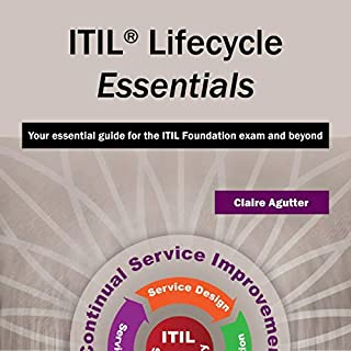 ITIL Lifecycle Essentials audiobook cover art