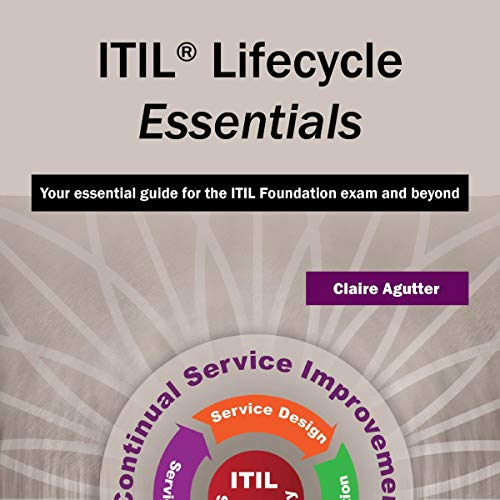 ITIL Lifecycle Essentials cover art