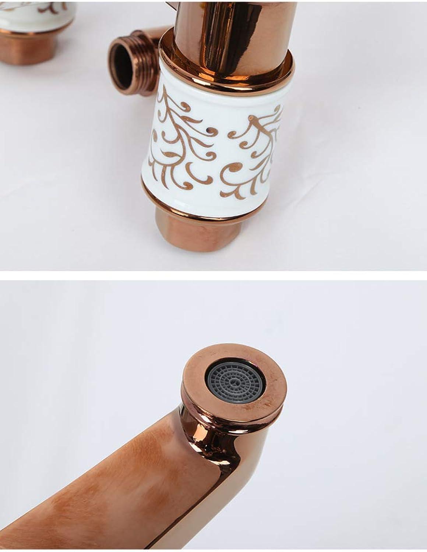LHW Shower Set Europe Antique Pressurized Handheld Shower Shower Full Copper Faucet Home Multifunction Shower