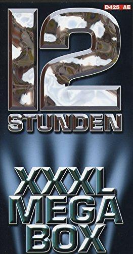 XXXXL Megabox 4 DVDs DBM