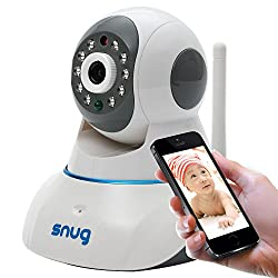 Best Baby Monitors for iPhones in 2018 with Reviews