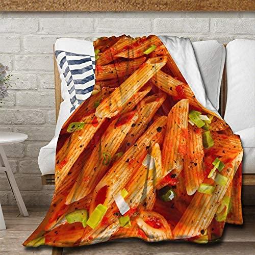 Manta de franela para queso Mac N, suave, cálida y esponjosa, microfibra ligera para cama, sofá, silla, sala de estar, 150 x 100 cm, para adultos