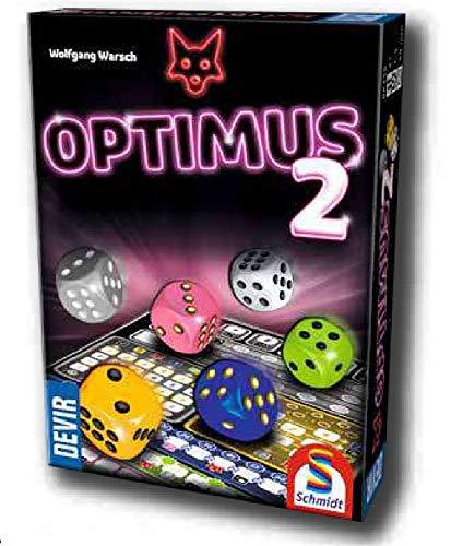 Devir - Juego Optimus 2 (Multilingüe)