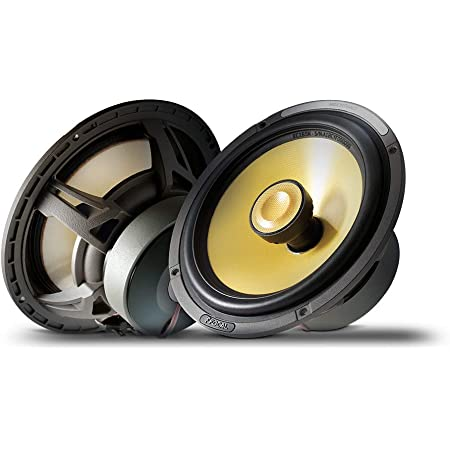 "Focal EC 165 K 6-1/2"" K2 Power 2-Way Coaxial Speakers"