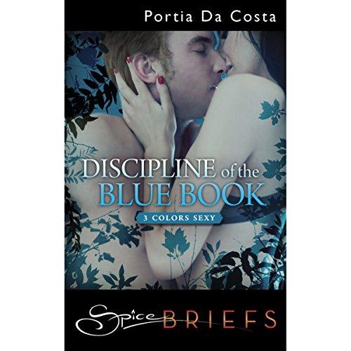 Discipline of the Blue Book audiobook cover art