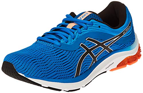 ASICS Mens Gel-Pulse 11 Running Shoes, Blue, 44 EU
