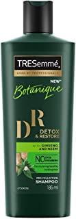 TRESemme Detox and Restore Shampoo, 185ml