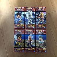 ドラゴンボールGT ワールドコレクタブルフィギュア vol.4 全6種セット ワーコレ