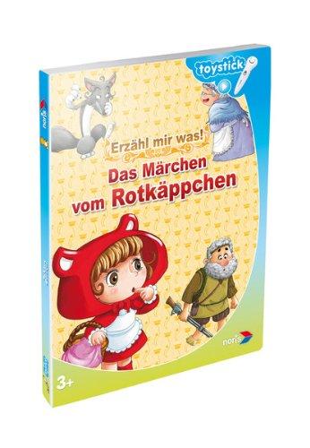 Toystick Buch - Märchenhaft - Das Märchen vom Rotkäpchen